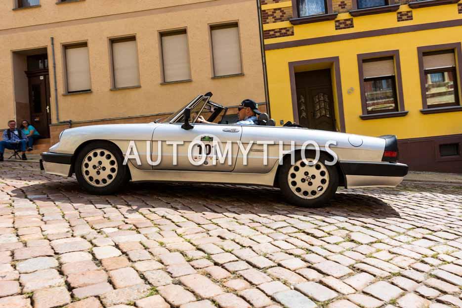 Automythos | 15. Sachsen Classic 2017 | 101 | Harald Scherer & Ulrike Beckmann | Alfa Romeo Spider 2.0