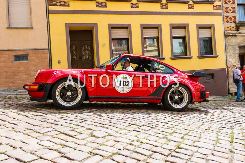 Automythos | 15. Sachsen Classic 2017 | 102 | Jens Seidel & Silvia Richter | Porsche 911 SC Tuning