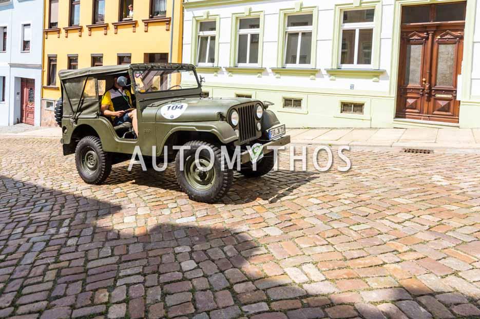Automythos | 15. Sachsen Classic 2017 | 104 | Peter Lange & Frank Kessler | Jeep Kaiser