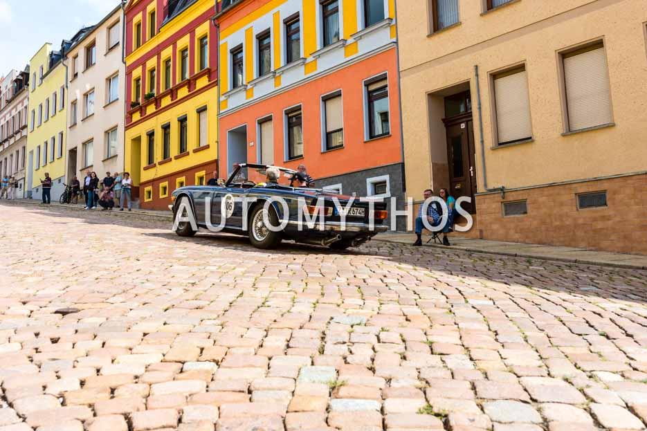 Automythos | 15. Sachsen Classic 2017 | 106 | Holger Rösel & Wilko Rösel | Triumph TR 6