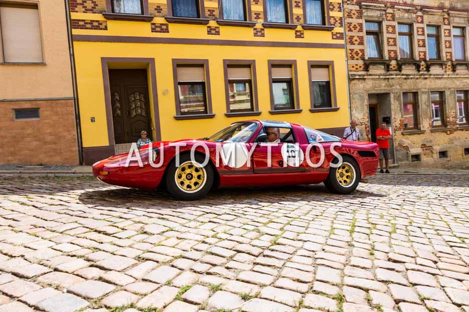 Automythos | 15. Sachsen Classic 2017 | 107 | Hans-Peter Blandow & Verena Blandow-Sigg | NSU-Thurner RSR
