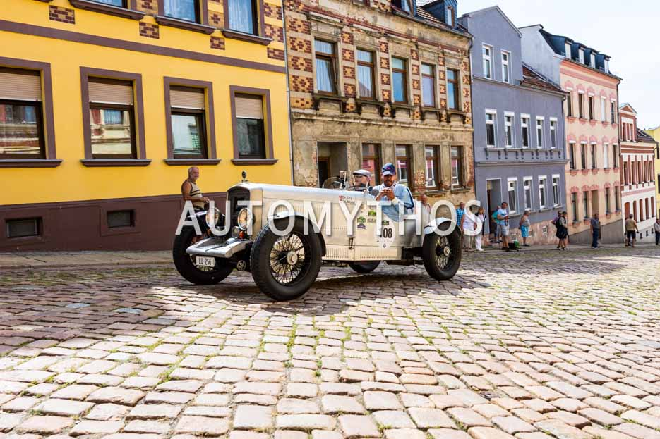 Automythos | 15. Sachsen Classic 2017 | 108 | Reto-Andreas Hosig & Bernd Freiling | Salmson S4C Roadster