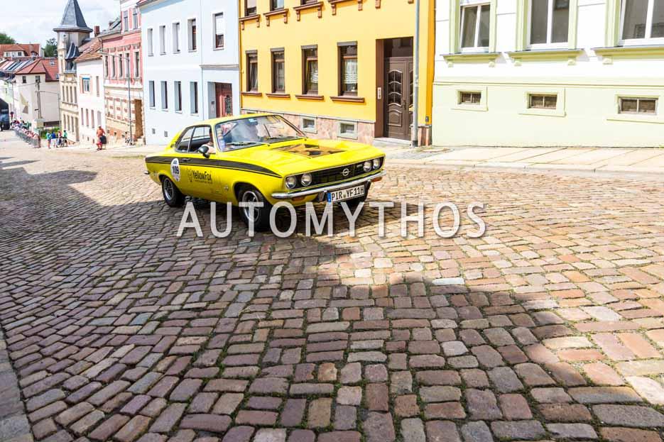 Automythos | 15. Sachsen Classic 2017 | 109 | Andreas Ott & Alexander Mann | Opel Manta A 1600 S