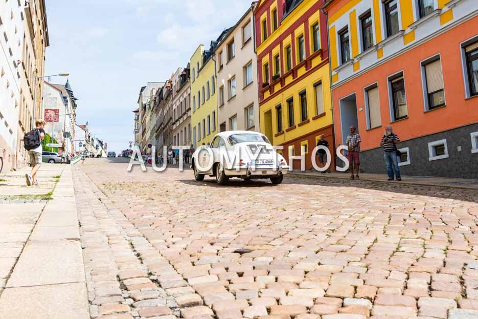 Automythos | 15. Sachsen Classic 2017 | 111 | Lars Dieckmann & Timo Dreikorn | Porsche 356 B 1300