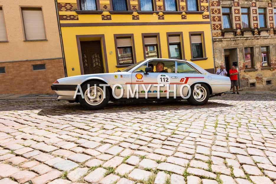 Automythos | 15. Sachsen Classic 2017 | 112 | Michael Ernst Linke & Roland Bretting | Ferrari 400 GTA