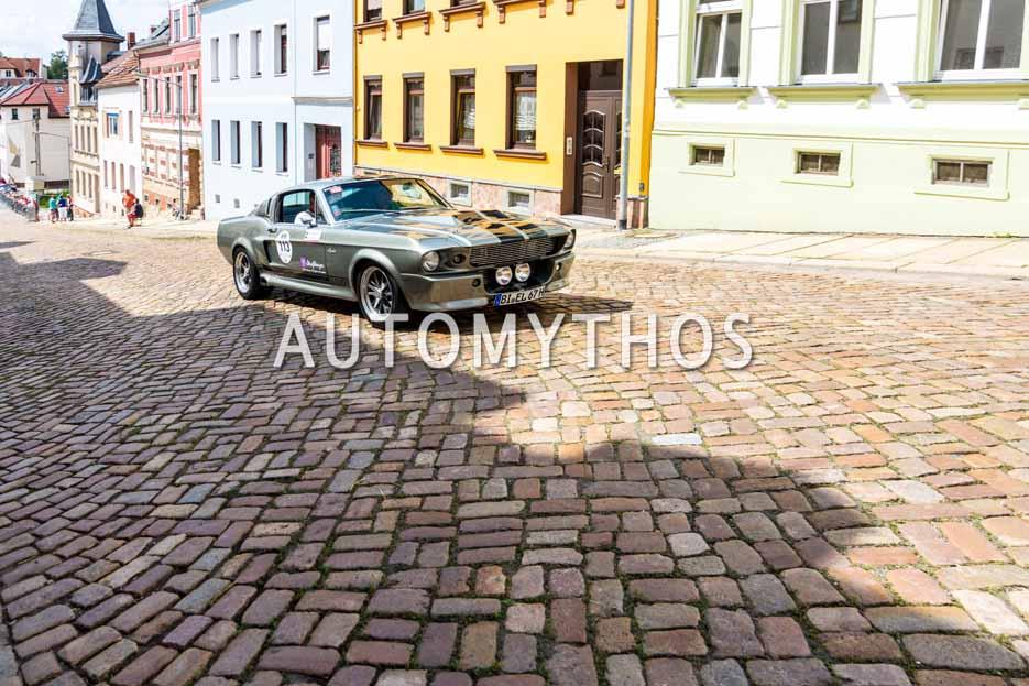 Automythos | 15. Sachsen Classic 2017 | 113 | Mark Straßberger & Klaus Gärtner | Ford Mustang Shelby GT 500 Eleanor