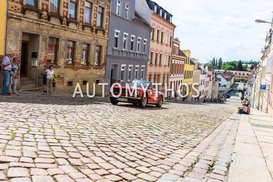 Automythos | 15. Sachsen Classic 2017 | 114 | Jan Groeneveld & Bernd Groeneveld | Triumph TR 6 PI