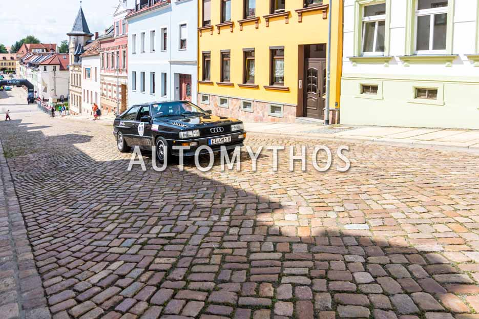 Automythos | 15. Sachsen Classic 2017 | 117 | Johannes Menz & Peter Haberland | Audi Quattro