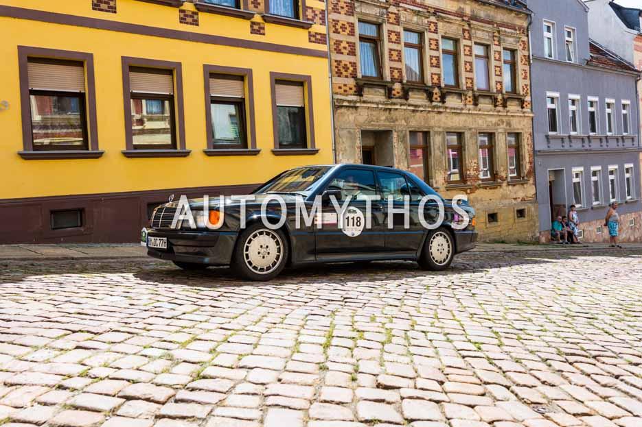 Automythos | 15. Sachsen Classic 2017 | 118 | Jan Vogt & Gisbert Vogt | Mercedes-Benz 190 E 2.3-16