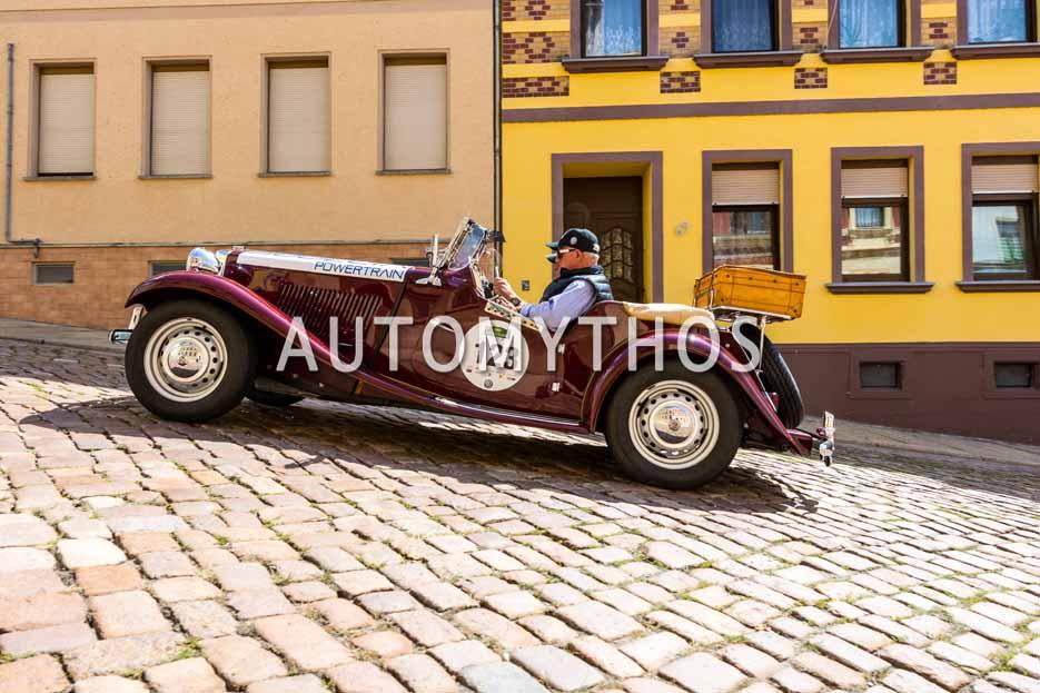 Automythos | 15. Sachsen Classic 2017 | 123 | Franz Haskamp & Dirk Westmeyer | MG TD