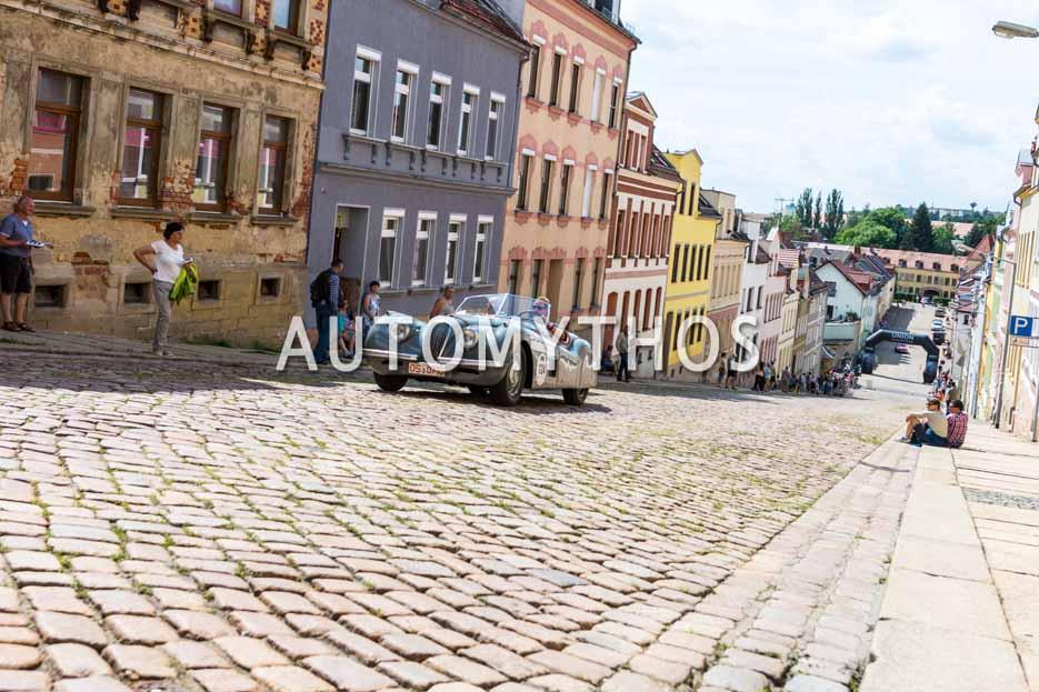 Automythos | 15. Sachsen Classic 2017 | 124 | Klaus Paleit & Alexander Koch | Jaguar XK 120 OTS