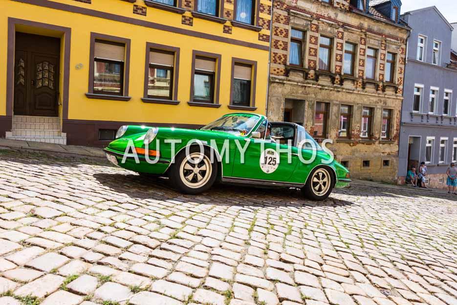Automythos | 15. Sachsen Classic 2017 | 125 | Uli Fischer & Frank Grosser | Porsche 911 S Targa