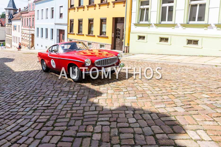 Automythos | 15. Sachsen Classic 2017 | 129 | Michael Schweitzer & Jörn Thomas | Volvo P1800 S