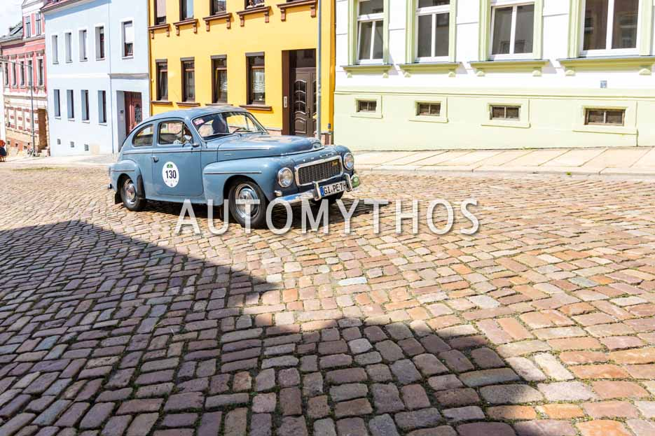 Automythos | 15. Sachsen Classic 2017 | 130 | Uwe Fajga & Michael Lennartz | Volvo PV 544