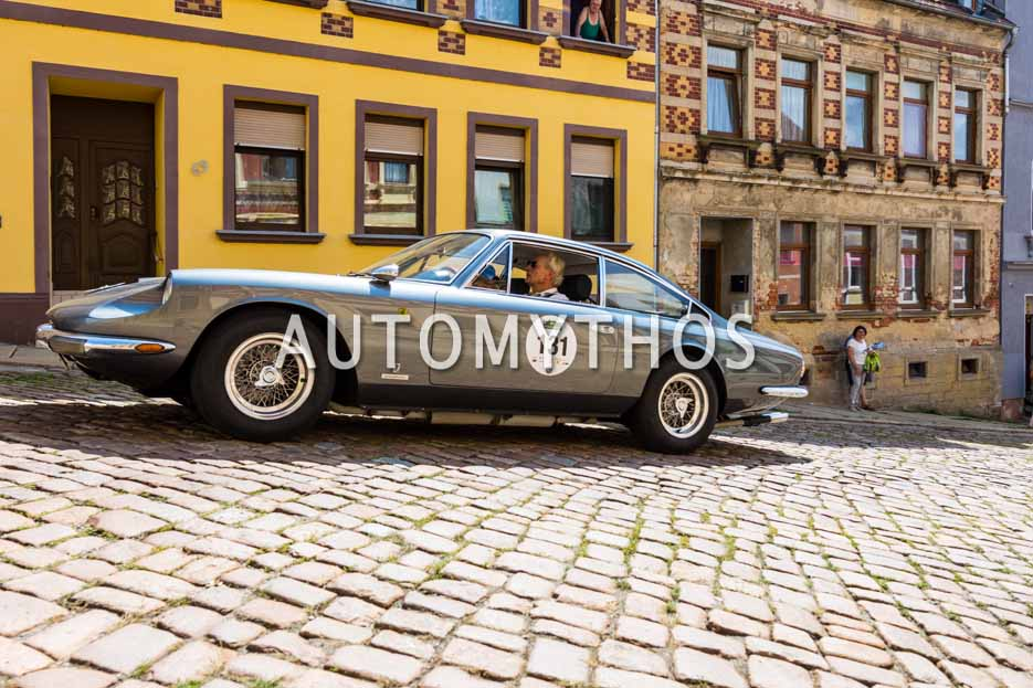 Automythos | 15. Sachsen Classic 2017 | 131 | Frank Beelitz & Petra Deiss | Ferrari 365 GT 2+2