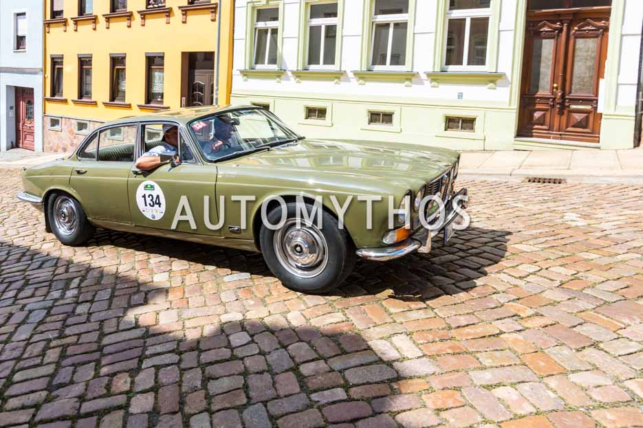 Automythos | 15. Sachsen Classic 2017 | 134 | Jan Lindner & Daniel Renner | Jaguar XJ 6
