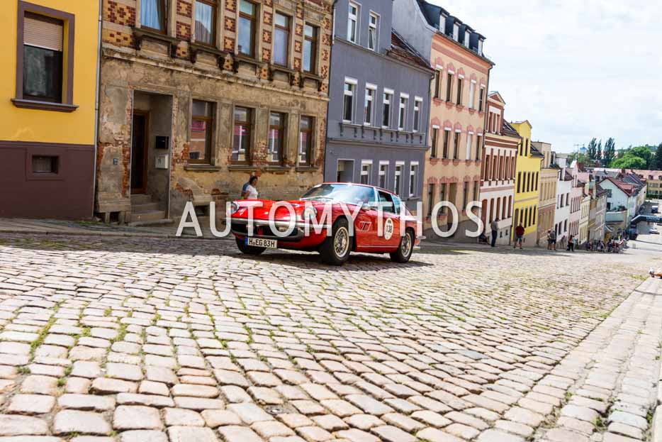 Automythos | 15. Sachsen Classic 2017 | 138 | Michael Egger & Walter Egger | Maserati Mistral 4000