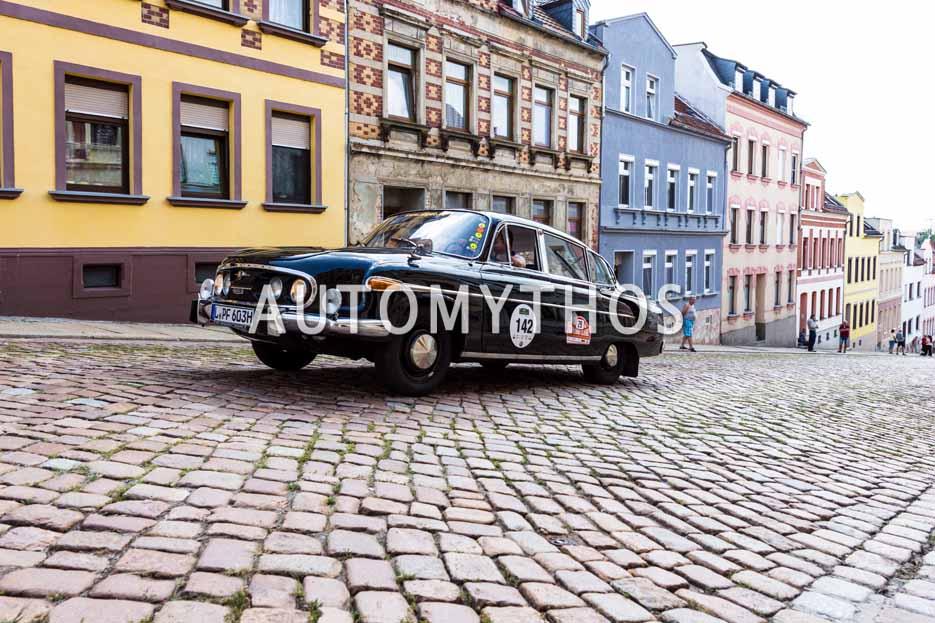 Automythos | 15. Sachsen Classic 2017 | 142 | Sören Polster & Torsten Hille | Tatra T2-603