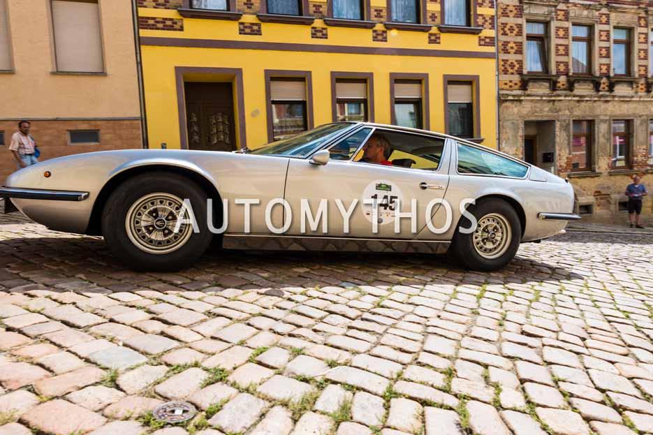 Automythos | 15. Sachsen Classic 2017 | 145 | Petr Fiala & Tomas Fiala | Maserati Indy