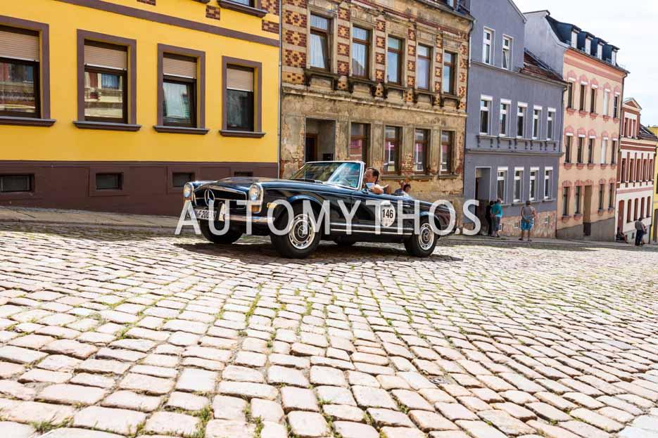 Automythos | 15. Sachsen Classic 2017 | 146 | Christian Kaiser & Yetkin Yilmaz | Mercedes-Benz 280 SL