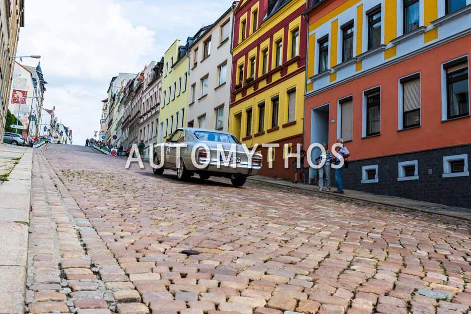 Automythos   15. Sachsen Classic 2017   150   Arno Birkenfelder & Herbert Rückerl   Opel Rekord 1900 S