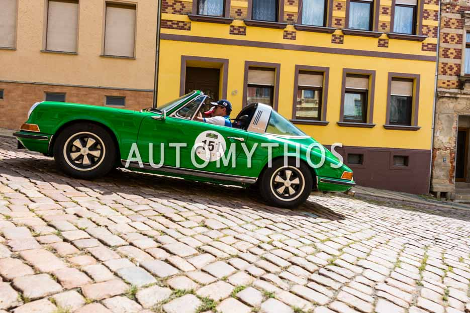 Automythos | 15. Sachsen Classic 2017 | 151 | Patrik Skala & Jan Skala | Porsche 911 E Targa