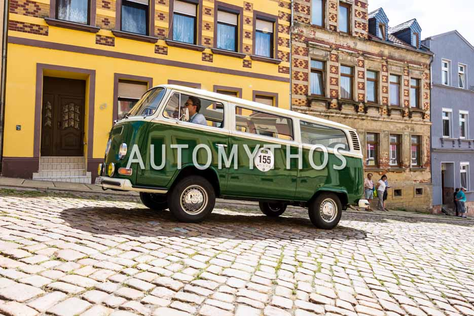 Automythos | 15. Sachsen Classic 2017 | 155 | Felix von Berg & Christine von Berg | Volkswagen Bus