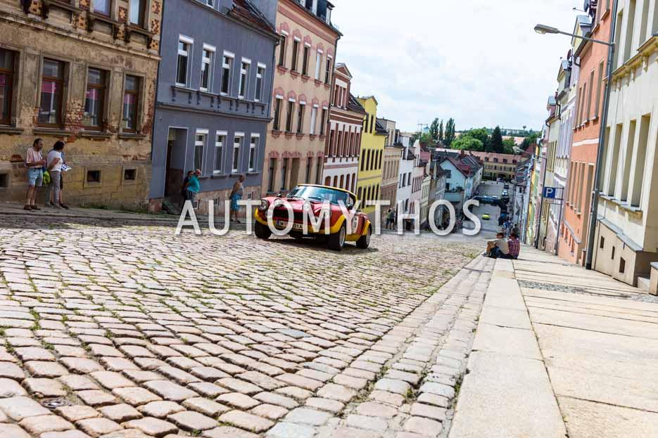 Automythos | 15. Sachsen Classic 2017 | 156 | Werner Fessl & Wolfgang Artacker | Fiat Abarth 124 Rally