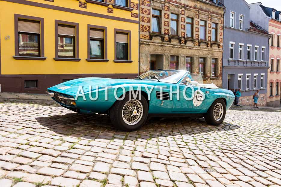 Automythos | 15. Sachsen Classic 2017 | 157 | Robert Hehn & Reiner Nolden | Intermeccanica Indra