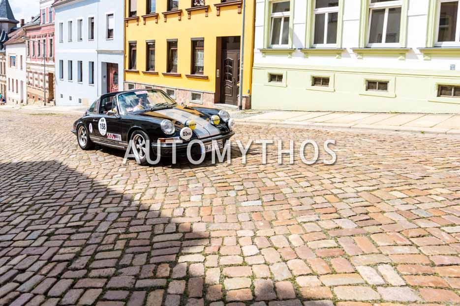 Automythos | 15. Sachsen Classic 2017 | 158 | Joerg auf der Heide & Jens Nitzschke | Porsche 911 2.7 T Targa