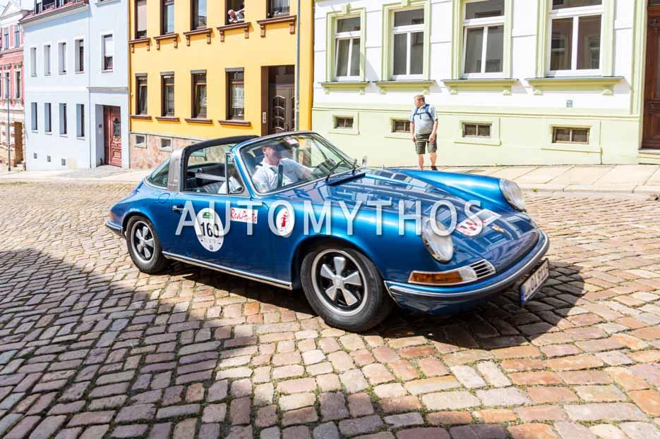 Automythos | 15. Sachsen Classic 2017 | 160 | Christian Schaefer & Nacera Schaefer | Porsche 911 E Targa