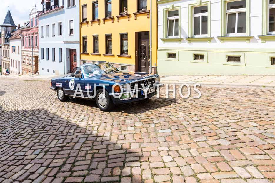 Automythos   15. Sachsen Classic 2017   161   Dr. Jörg Winkler & Dr. Anne Hagert-Winkler   Mercedes-Benz 300 SL