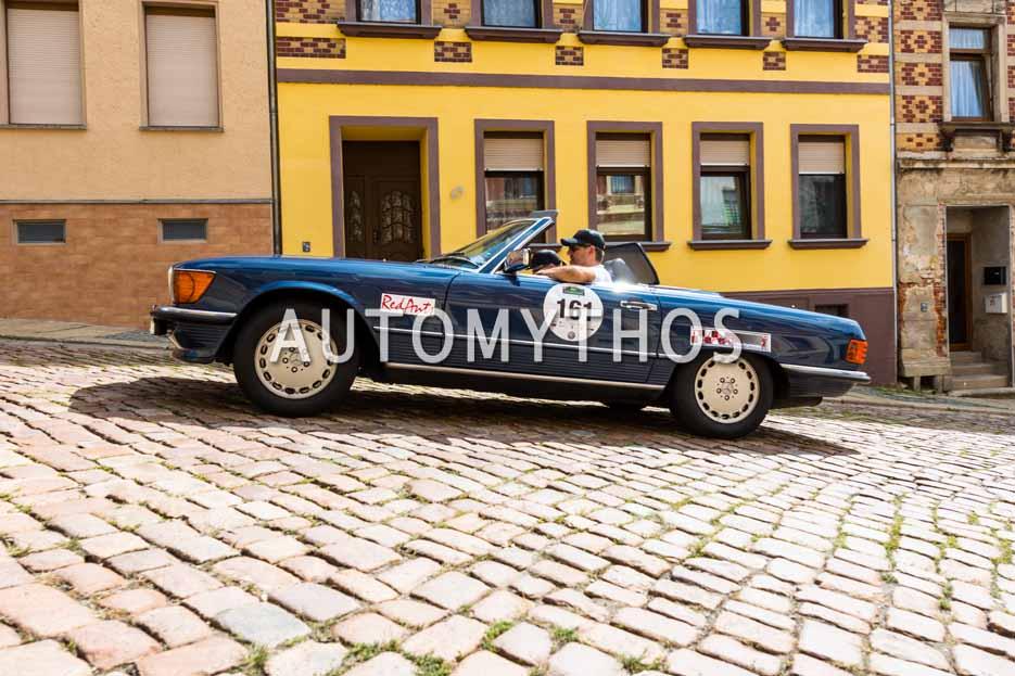 Automythos | 15. Sachsen Classic 2017 | 161 | Dr. Jörg Winkler & Dr. Anne Hagert-Winkler | Mercedes-Benz 300 SL