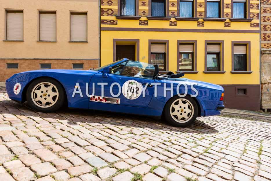 Automythos | 15. Sachsen Classic 2017 | 162 | Kathleen Klawa & Sandra Franke | Porsche 944 S2