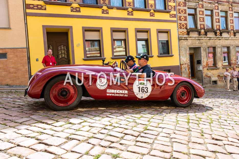 Automythos | 15. Sachsen Classic 2017 | 163 | Martin Utberg & Harald Becker | Fiat 508C