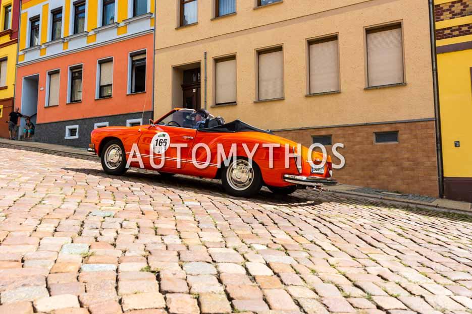Automythos | 15. Sachsen Classic 2017 | 165 | Ronald Baumann & Andreas Singer | Volkswagen Karmann-Ghia Cabriolet