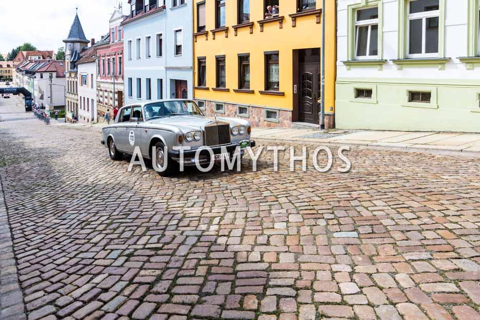 Automythos   15. Sachsen Classic 2017   172   Dr. Markus Kirchgeorg & Brix Kirchgeorg   Rolls-Royce Silver Shadow