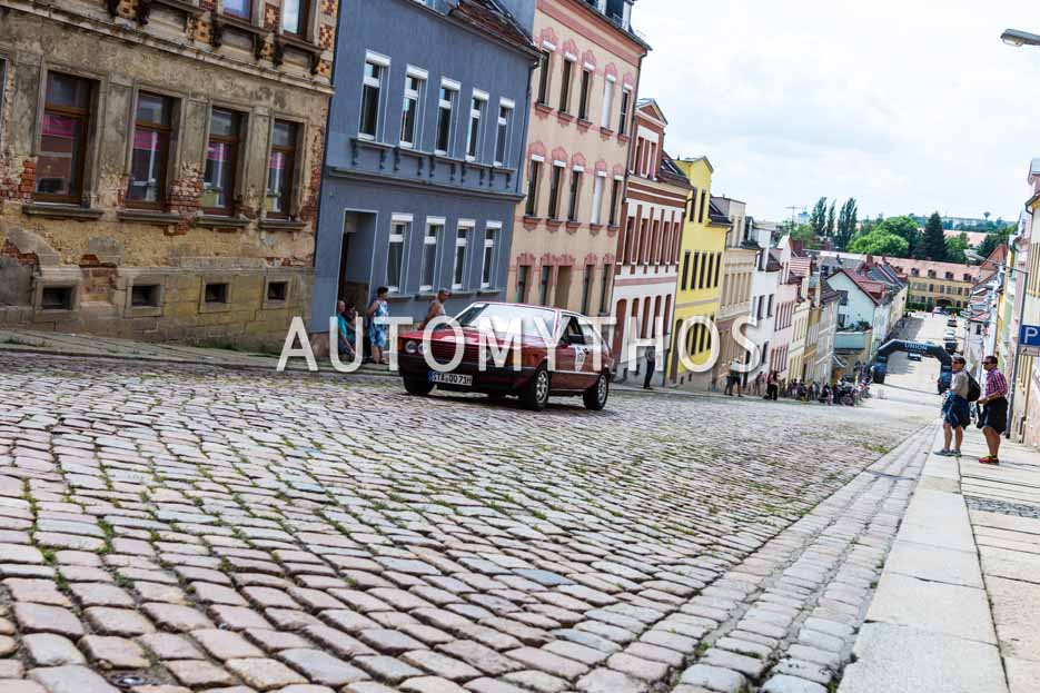 Automythos | 15. Sachsen Classic 2017 | 173 | Joachim Lausenmeyer & Sabine Leutheusser-Schnarrenberger | ABT 53 Scirocco 1