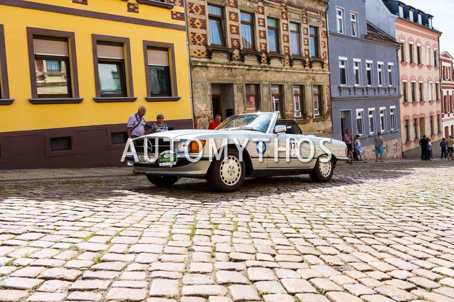 Automythos | 15. Sachsen Classic 2017 | 174 | Patrick Fruth & Frank Weike | Mercedes-Benz 300 SL