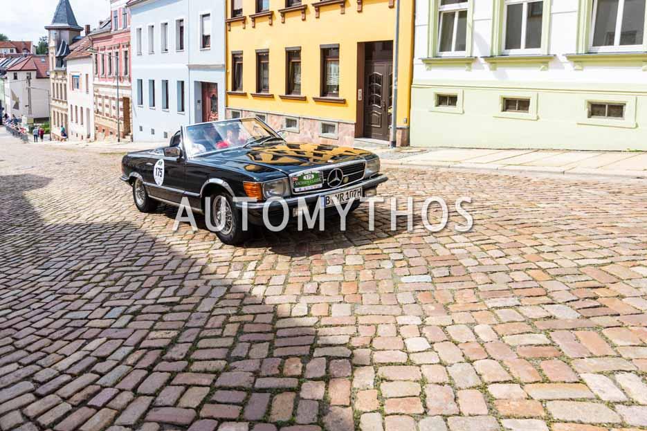Automythos | 15. Sachsen Classic 2017 | 175 | Peter Schmikale & Siegmund Schmikale | Mercedes-Benz SL 500