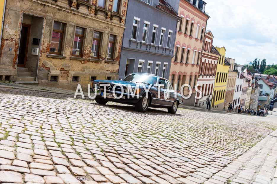 Automythos | 15. Sachsen Classic 2017 | 176 | Immanuel Kutschera & Jutta Kutschera | Mercedes-Benz 380 SLC