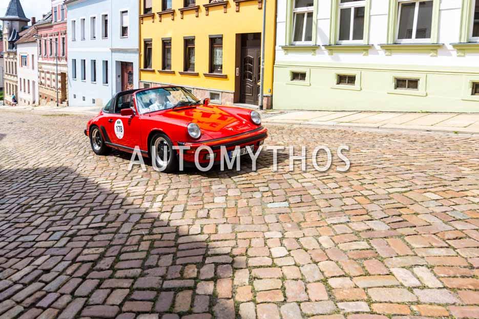Automythos | 15. Sachsen Classic 2017 | 178 | Matthias Busch & Brigitte Busch | Porsche Carrera 3.4