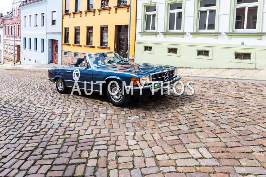 Automythos | 15. Sachsen Classic 2017 | 179 | Christoph Hilser & Dr. Dr. Joachim Weingärtner | Mercedes-Benz 280 SL