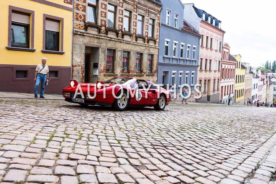 Automythos | 15. Sachsen Classic 2017 | 181 | Christian Mehl & Janina Bauer | Ferrari 328 GTS