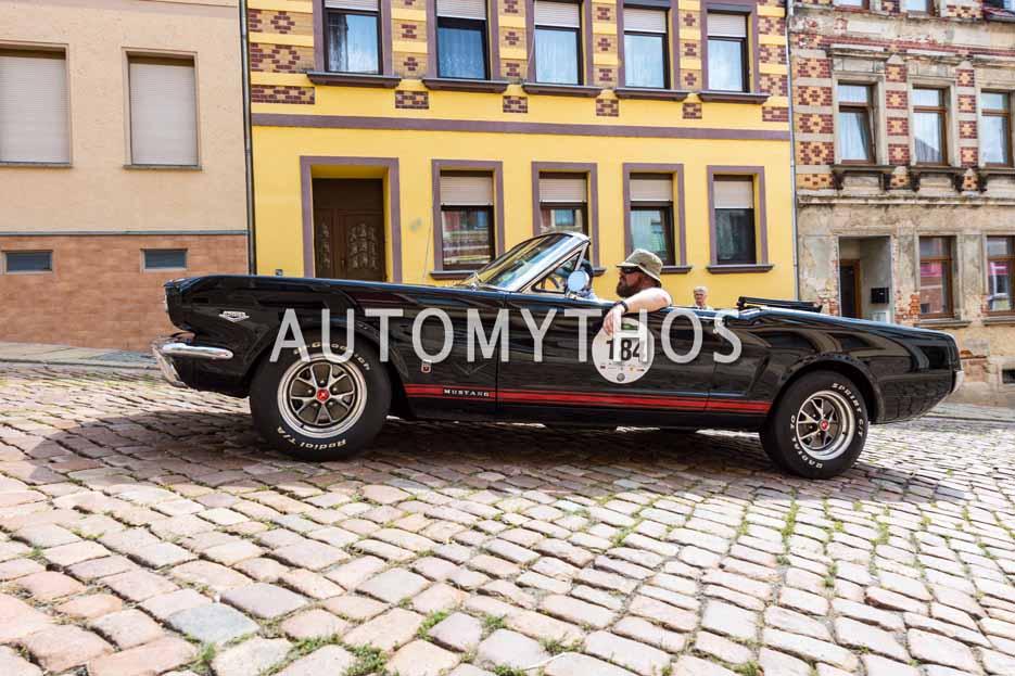 Automythos | 15. Sachsen Classic 2017 | 184 | Martin Linnemann & Maik Vogel | Ford Mustang GT Cabriolet