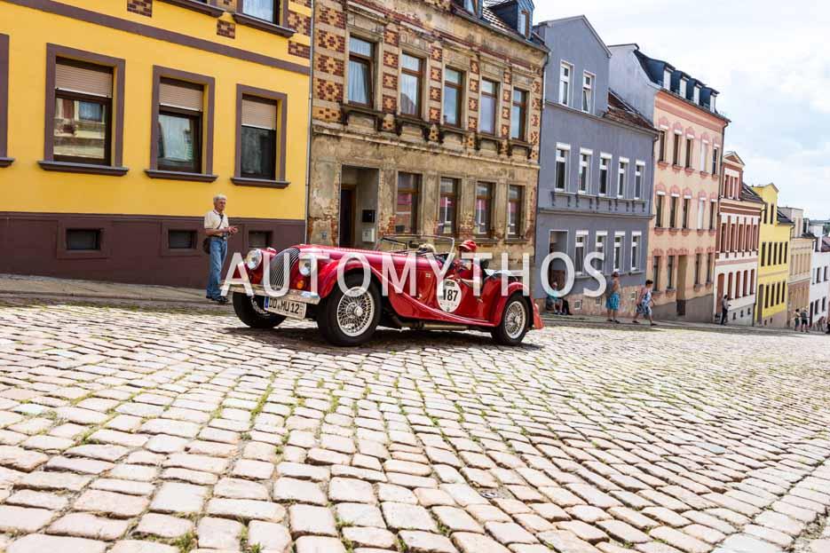 Automythos | 15. Sachsen Classic 2017 | 187 | Matthias Müller & Ute Müller | Morgan 4/4