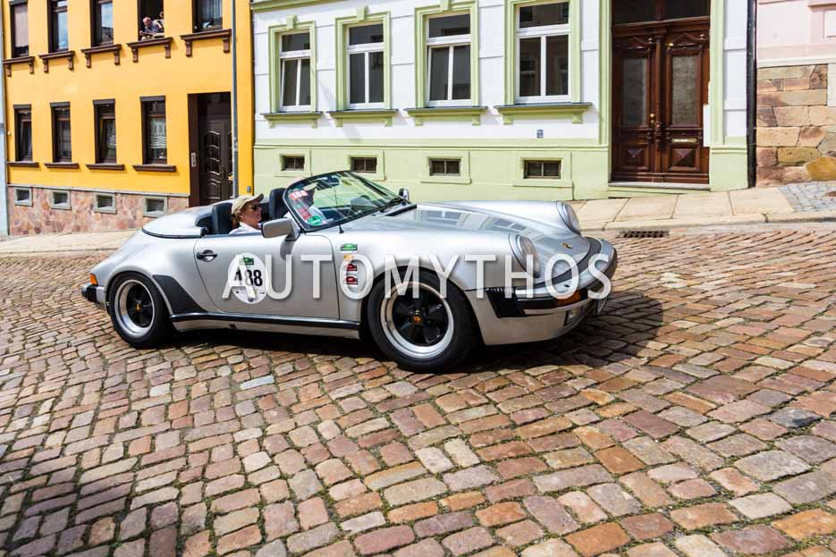 Automythos | 15. Sachsen Classic 2017 | 188 | Thomas Lörz & Evelin Lörz | Porsche 911 Carrera 3.2 Speedster
