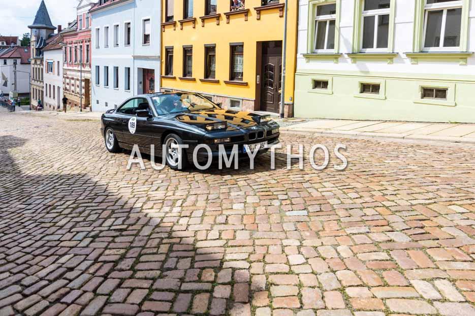 Automythos | 15. Sachsen Classic 2017 | 189 | Torsten Kaiser & Andreas Grimm | BMW 850i
