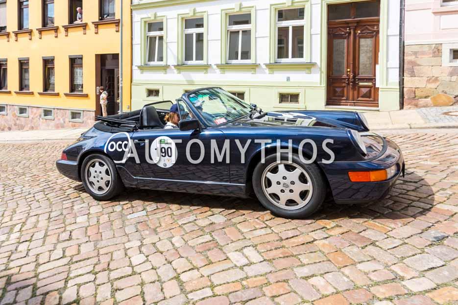 Automythos | 15. Sachsen Classic 2017 | 190 | Tobias Philipp & Bettina Henk | Porsche 964 Carrera 2