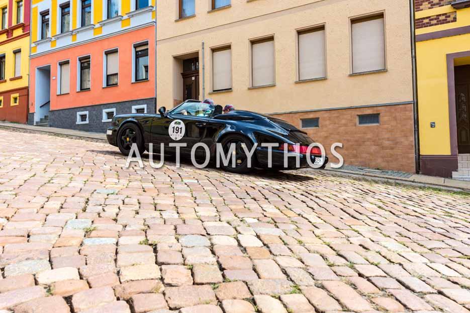 Automythos | 15. Sachsen Classic 2017 | 191 | Dr. Matthias Müller & Dirk Michael | Porsche 911 Typ Speedster